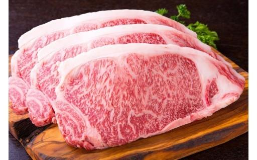 日本一の鹿児島黒毛和牛A5等級サーロインステーキ