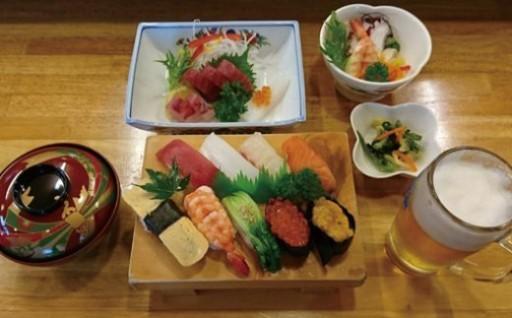 『子宝寿司』 食事券
