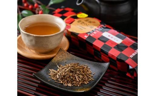 <5本セット>国産茶葉100%の加賀棒ほうじ茶