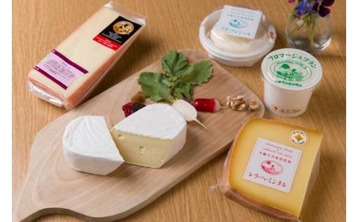 再登場【毎週限定20セット】共働学舎チーズセット