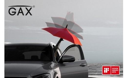 世界初の傘!GAX Umbrella G-1S