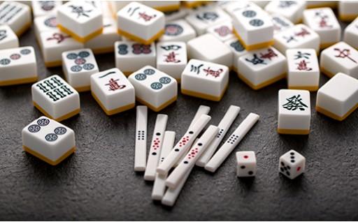 【新商品】麻雀牌アモスマックス