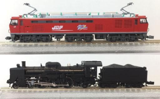 鉄道模型追加しました!