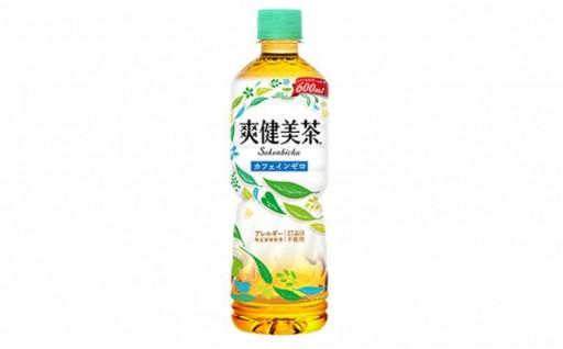 爽健美茶 600ml 1ケース(24本)