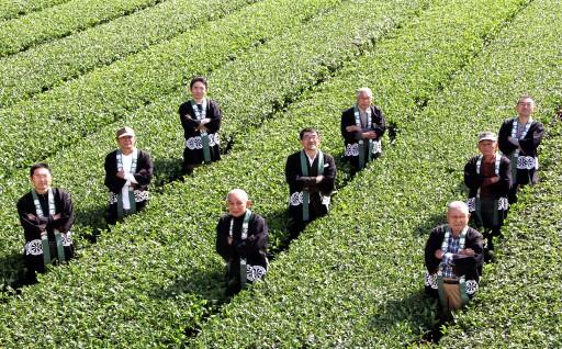 味と香りを追及する茶農家の挑戦