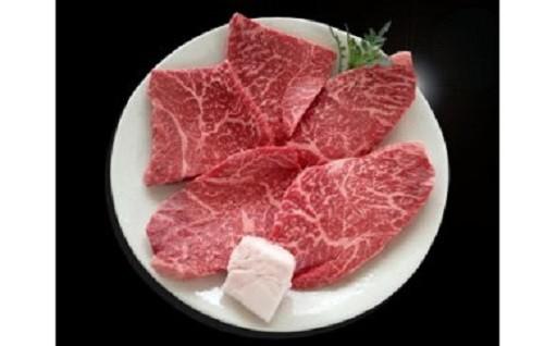 いま人気沸騰の赤身肉!常陸牛ももステーキ500g