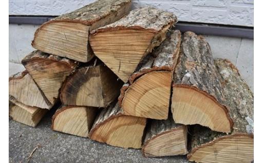 冬に備えて・・・ストーブ用『薪』
