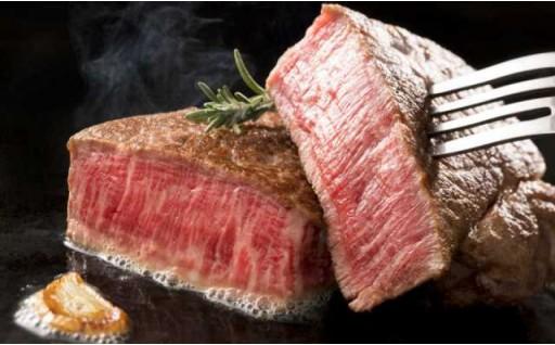 柔らかな豊後牛「頂」ヒレステーキ※0.5kg