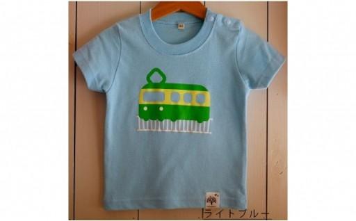 鎌倉から江ノ電キッズTシャツをお届けします!