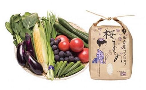 季節の恵み 栃木市農産物セレクションBOX