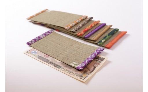 波動畳お財布浄化シート【長財布用・二折財布用】