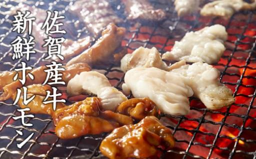 佐賀産牛新鮮ホルモンバラエティセット