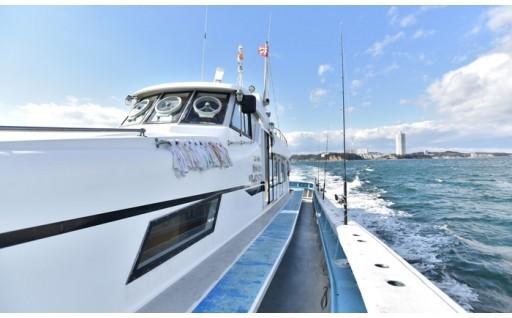 伊勢湾・三河湾で本格的な船釣り体験!