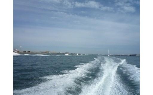 衣浦湾海上から工場地帯を眺められるクルージング!