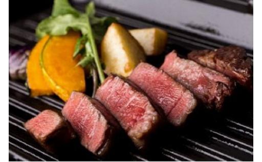 贅沢!国産牛の高級部位「ヒレ」ステーキセット