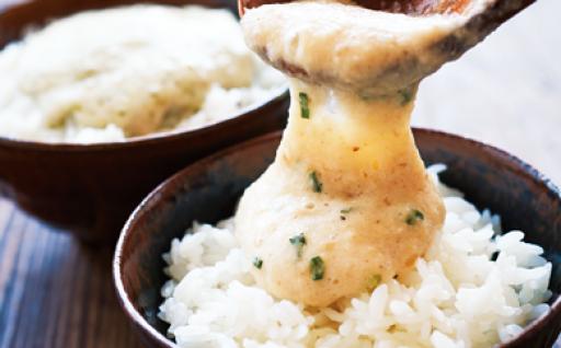 大人気 簡単・便利・国産大和芋使用の冷凍とろろ