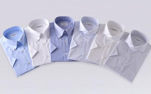 機能とスタイルを両立したクールビズ用シャツ