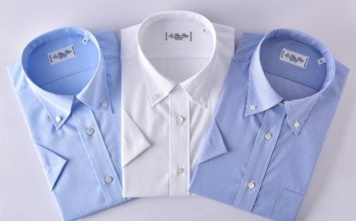 真夏のビジネスもヒトヨシシャツで快適に