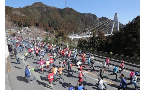 【8/9~受付開始】青梅マラソン大会出場権利