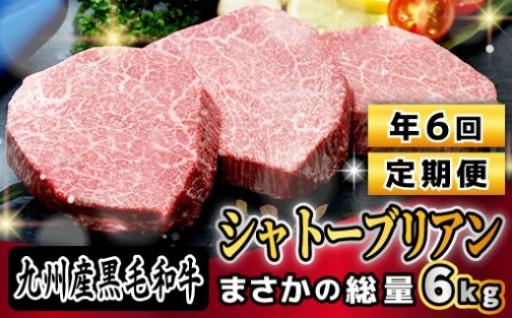 【定期】ヒレの女王【シャトーブリアン】総量6kg