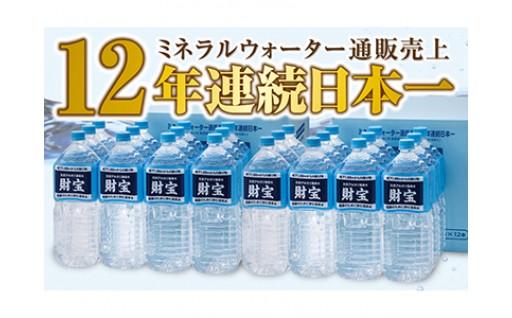 大人気の天然温泉水に定期便登場!