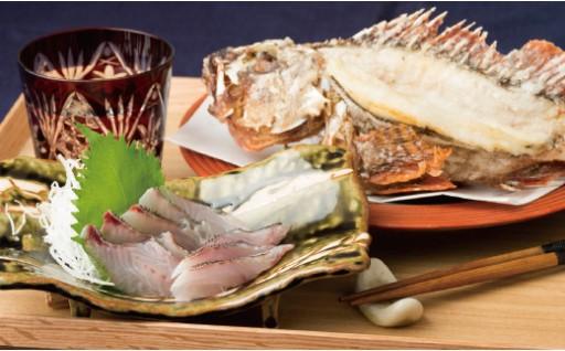 惠の海、誇りの魚「宇久島屋」