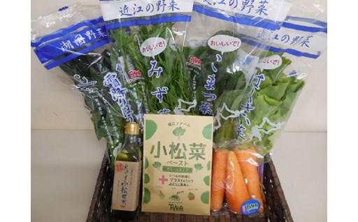 東京オリンピックでもお墨付きの安心・安全の野菜!