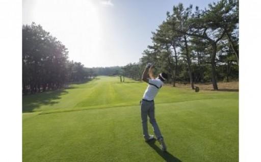 夏だ!ゴルフだ!ゴルフプレー券&宿泊券(ペア)
