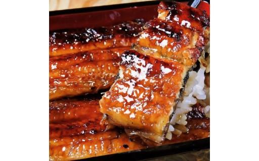国産うなぎの蒲焼きを特製タレでお召し上がり下さい