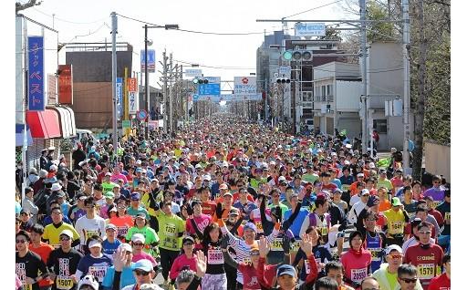 『第53回青梅マラソン大会出場権利』受付開始!