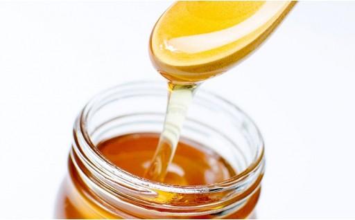 2種類の蜂蜜のセットです