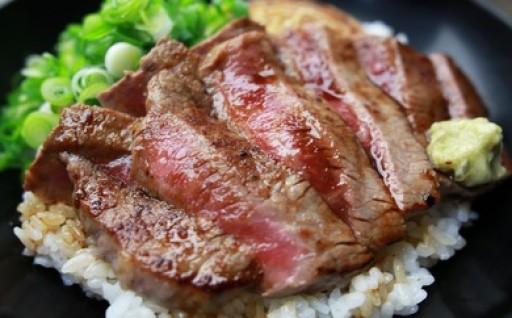 【旨味たっぷり!】芦北が誇る黒毛和牛モモステーキ