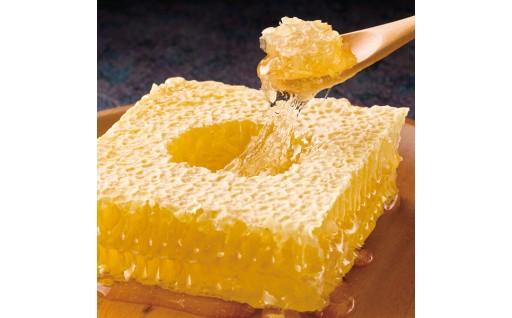★国産純粋 巣みつ★自然が生んだ究極の蜂蜜です