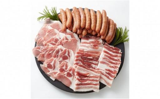 かごしま黒豚「優美豚」夏!BBQスペシャルセット