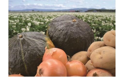 農産物セット(10キロ)受付開始!
