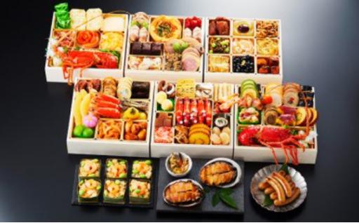 【大人気のお品再び!】おせち料理