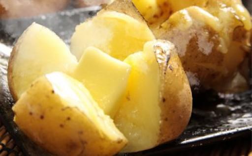 豊穣の秋!採れたての北海道産ジャガイモ!