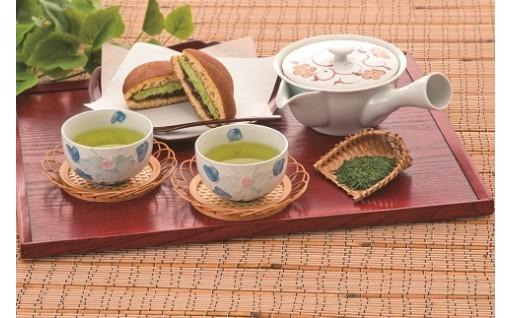 ★お茶の美老園 煎茶詰合せ★
