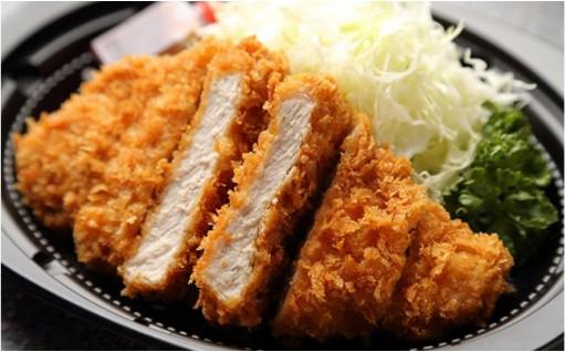 北海道産豚肉・とんかつ用ロース120g×10枚