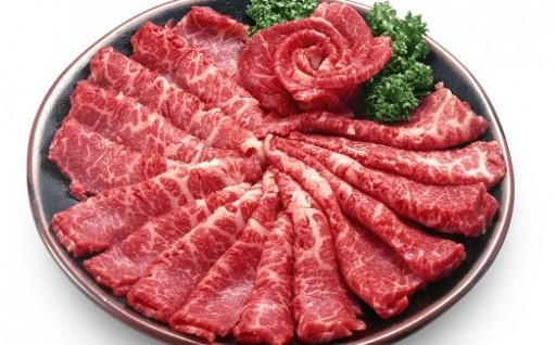 松阪牛 焼肉用 もも肉500g