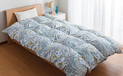 快適な眠りをサポート♪高品質の羽毛ふとん!