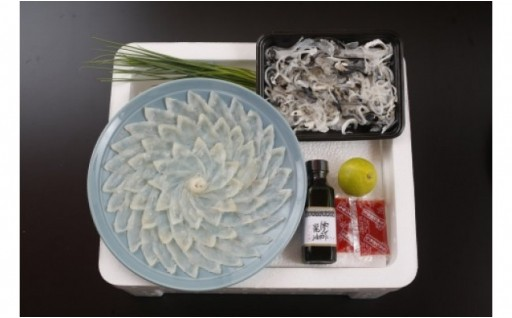 関門海峡といえば本場トラフグ!刺身、鍋もあり。