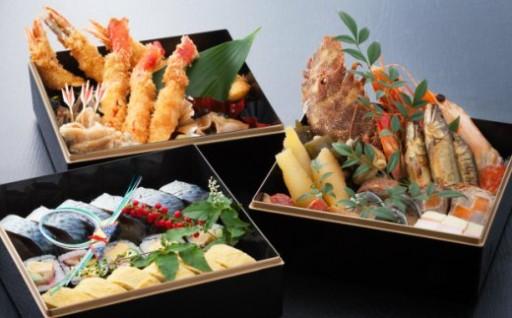 【数量限定】名店『釜めし初音』のおせち料理です!