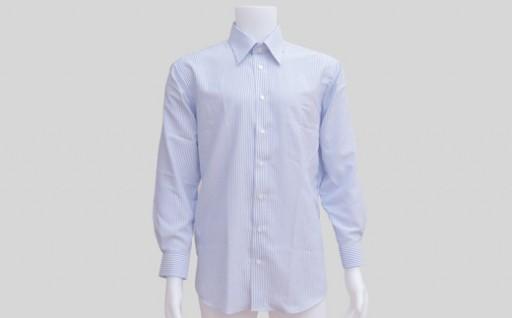 天草フレックスのメンズ セミオーダーシャツです!