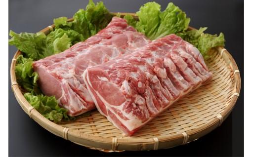 自慢の豚肉を召し上げれ!