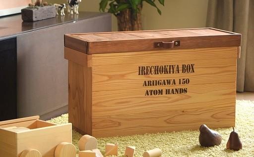 『IRECHOKIYA BOX』ってナニ!?