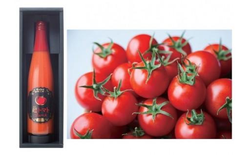 きっと誰かに教えたく 超トマト&超トマトジュース