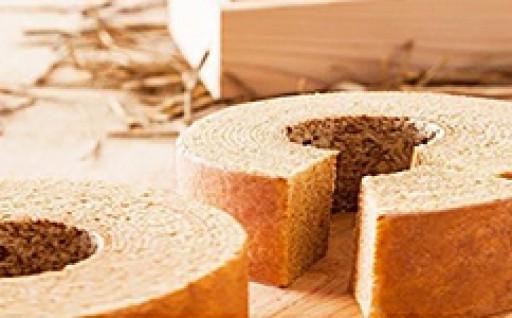 米粉使用♪バウムクーヘンの食べ比べセットが登場!