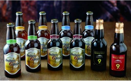 大山Gビール飲み比べセット(大山ブランド会)
