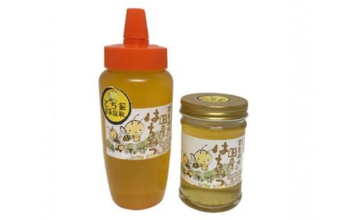 『国産蜂蜜とち詰合せ』人気です!